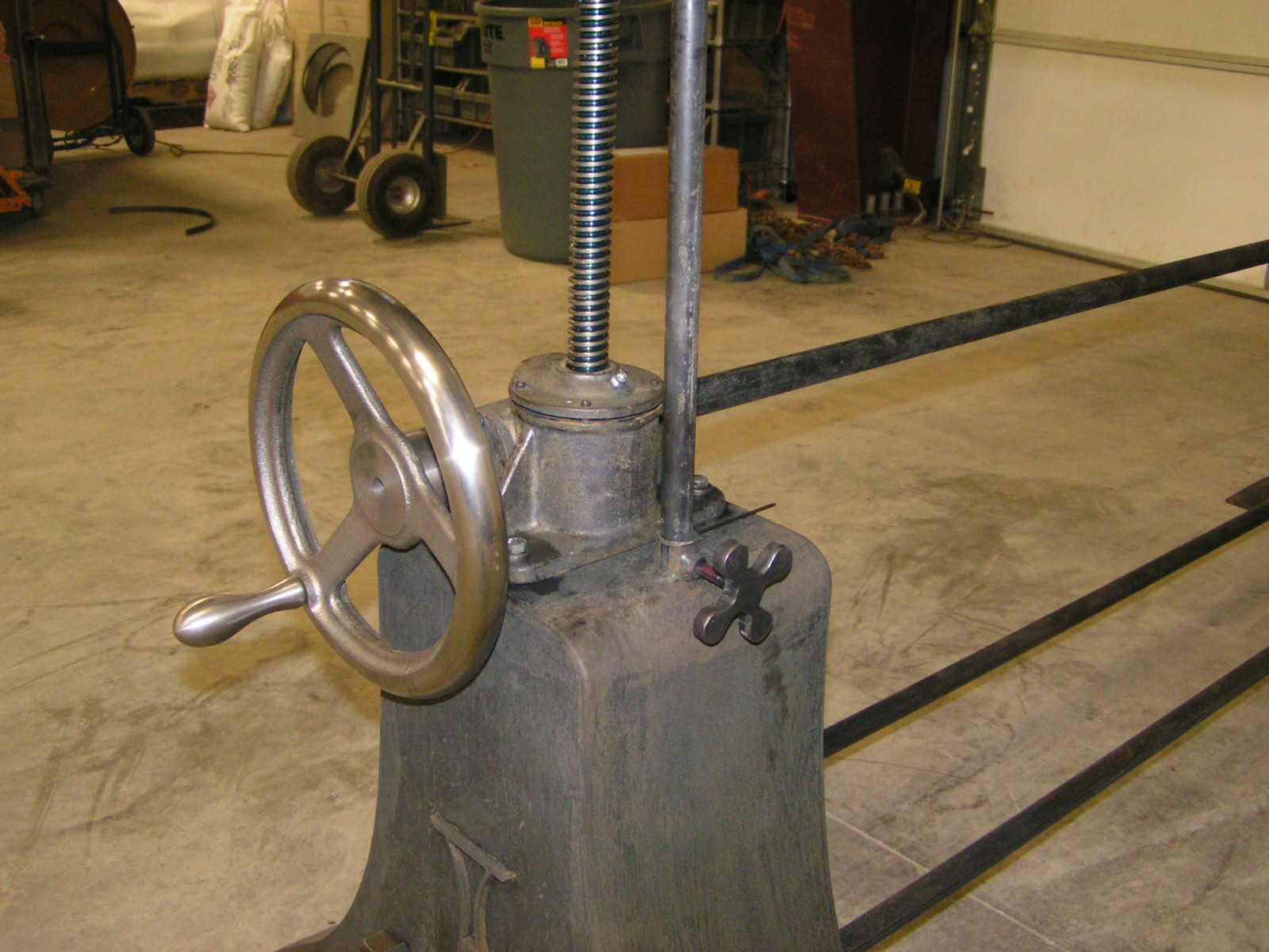 Acutech Works Industrial Style Table Base Acutech Works