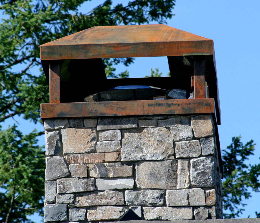 Custom Copper Chimney Caps Remodel Pinterest Cap