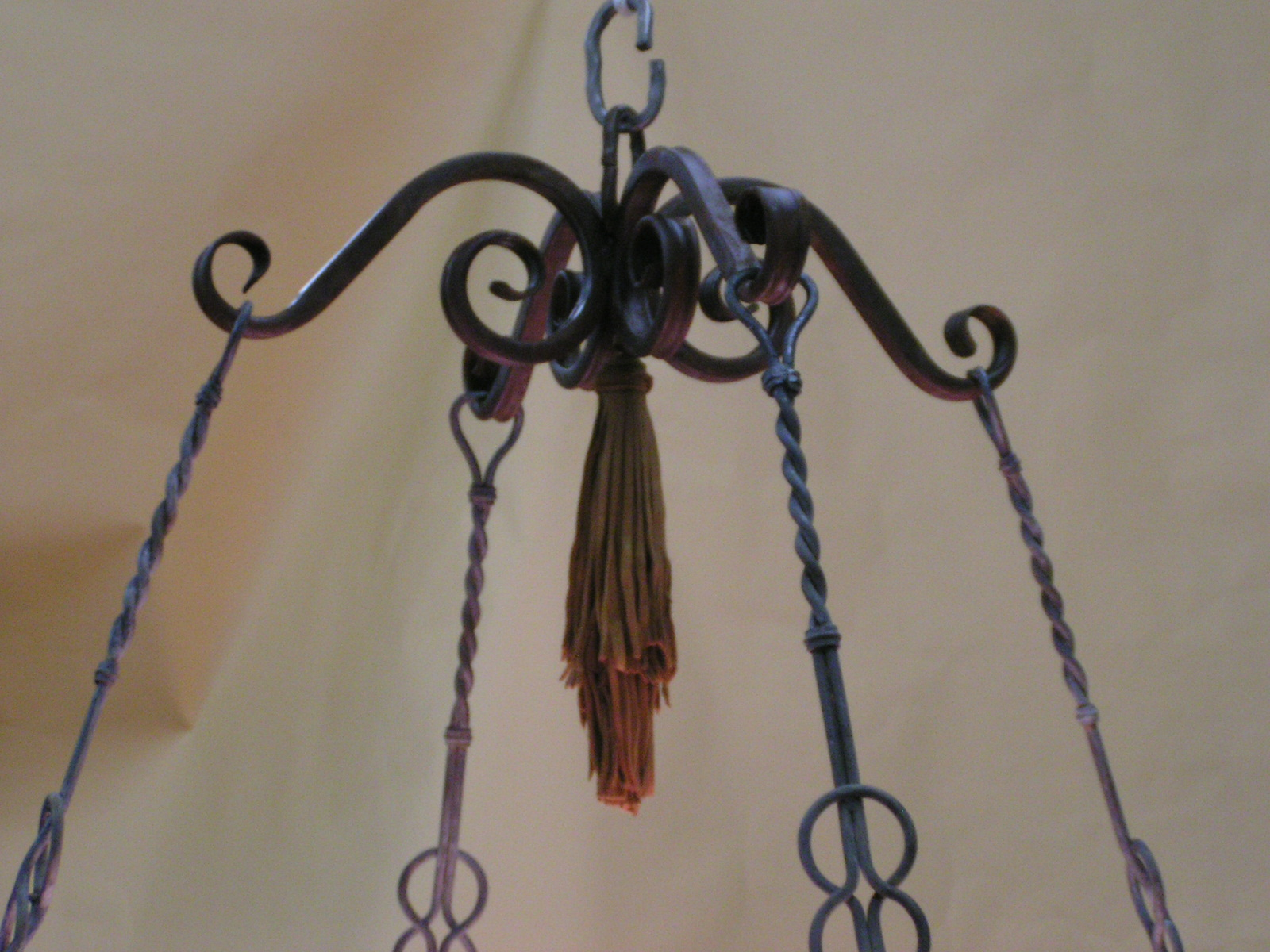 decorative-iron-work-chandelier-hanger