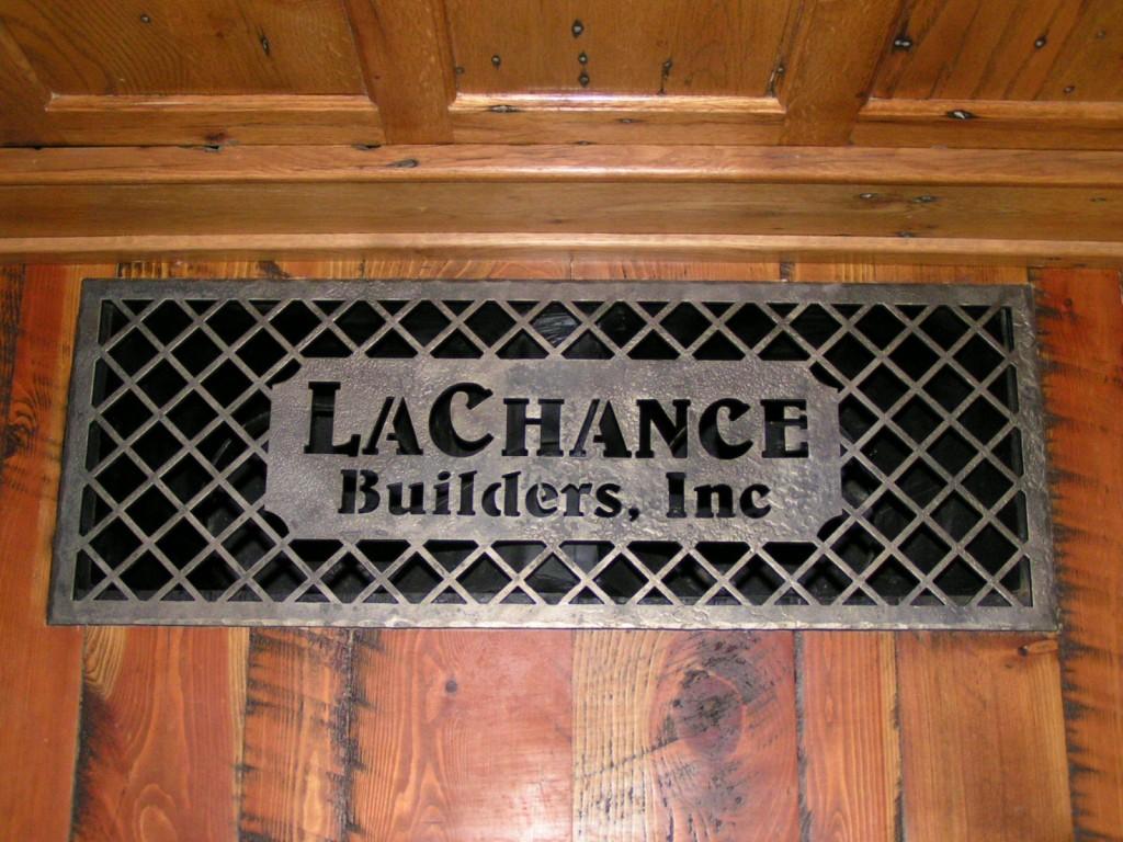 Acutech Works Custom Metal Floor Grate Acutech Works