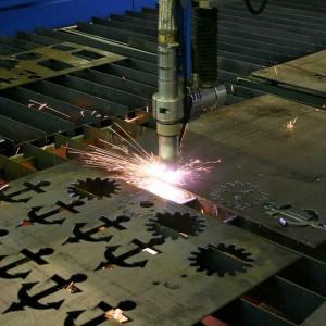 Plasma Cut Metal Anchors