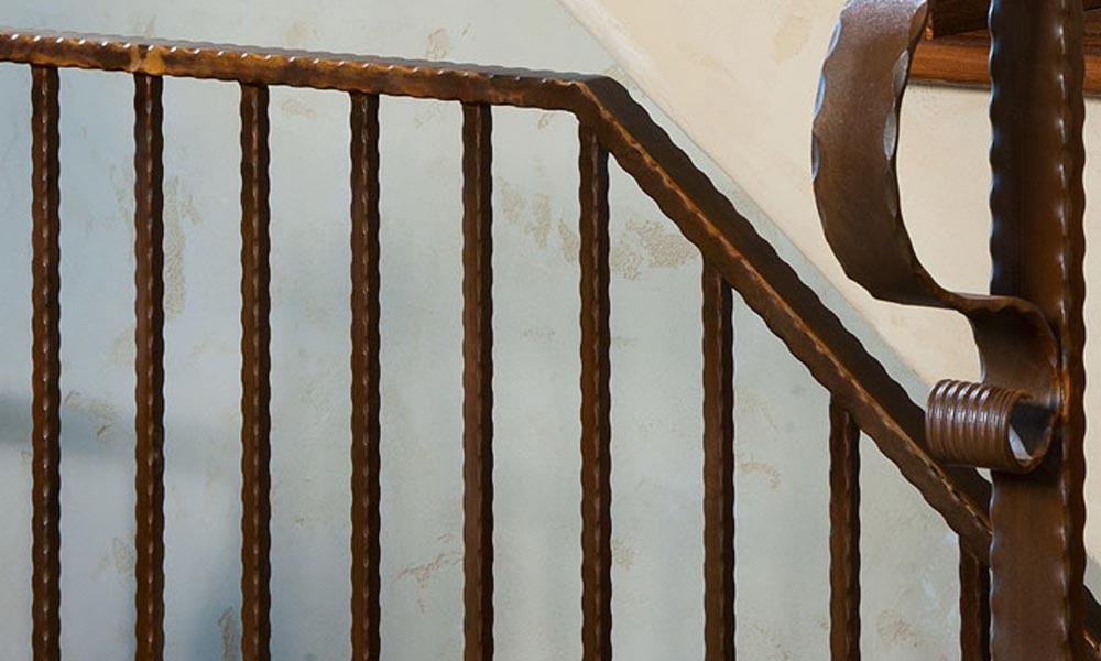 copper-iron-railing-texture