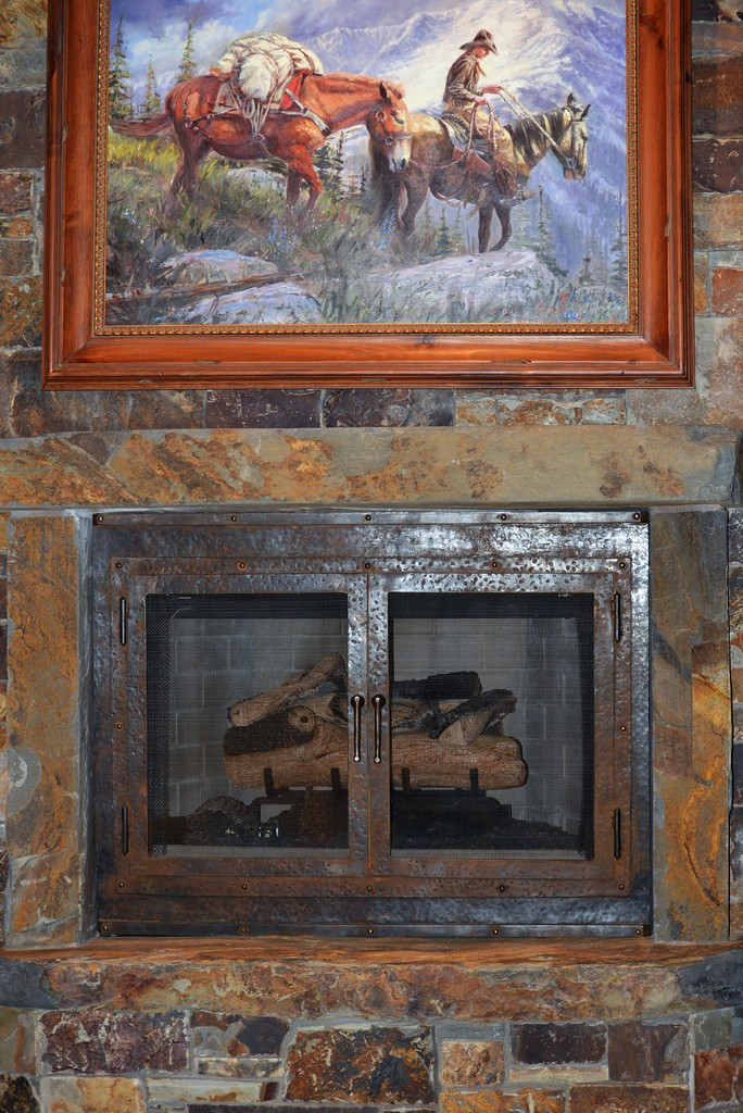 used fireplace mantels sale