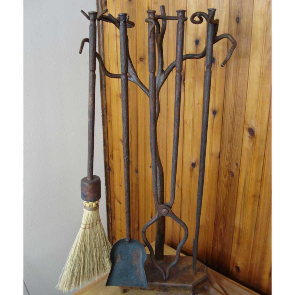 custom-metal-fireplace-tools-shovel-broom