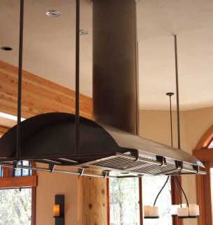Kitchen Hoods and Interior Metal