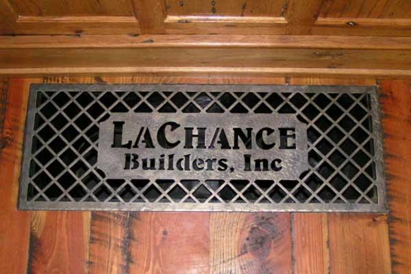 la-chance-builders-floor-grate-sign