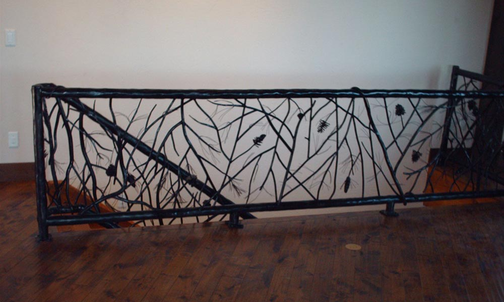 unique-tree-branch-railing-iron-balusters
