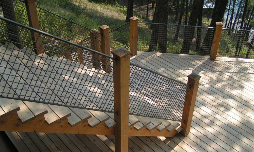 wire-mesh-stairways-wrap-around-porch