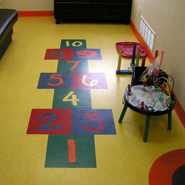 waterjet-cut-child-playroom-floor-hopsotch